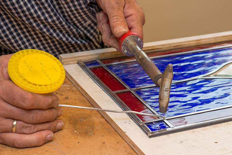 Glas In Lood Cursus.Glas In Lood Workshop Restauratie Glasatelier Almelo